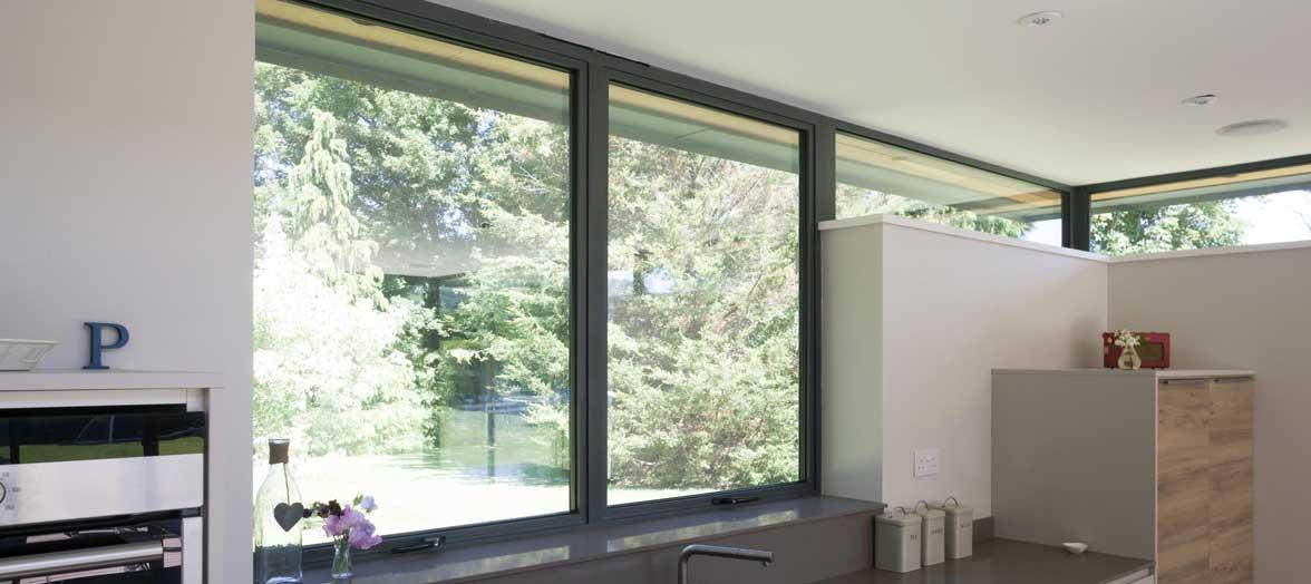 The Aluminium Window Range