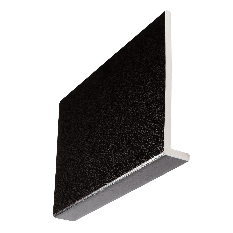 9mm Square Black Ash Fascia Boards