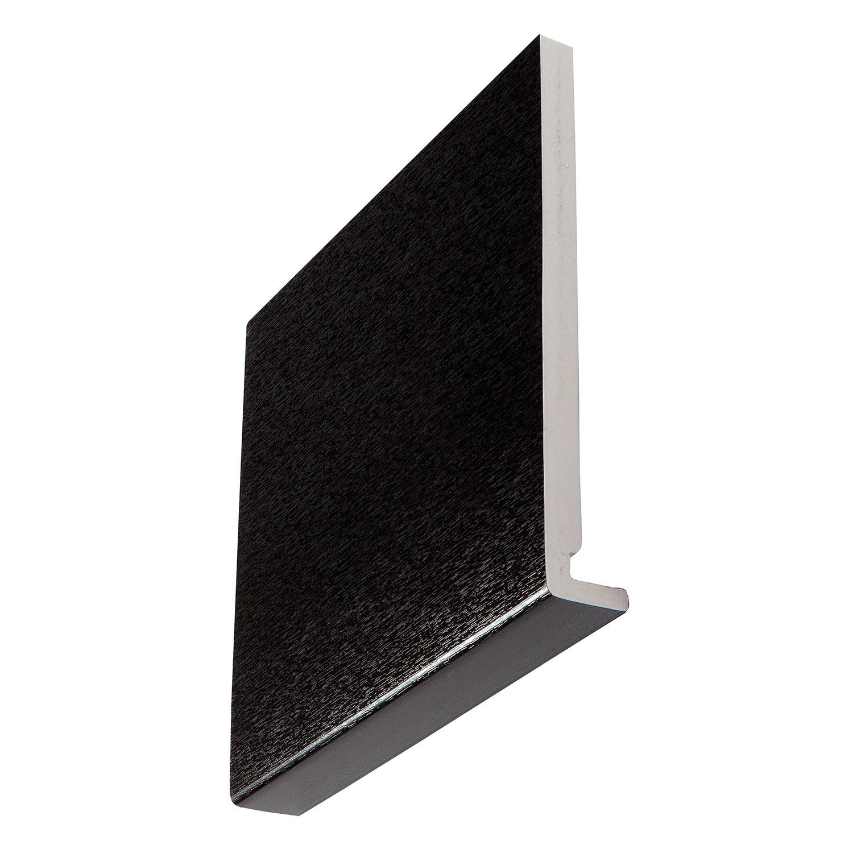 16mm Square Black Ash Fascia Boards
