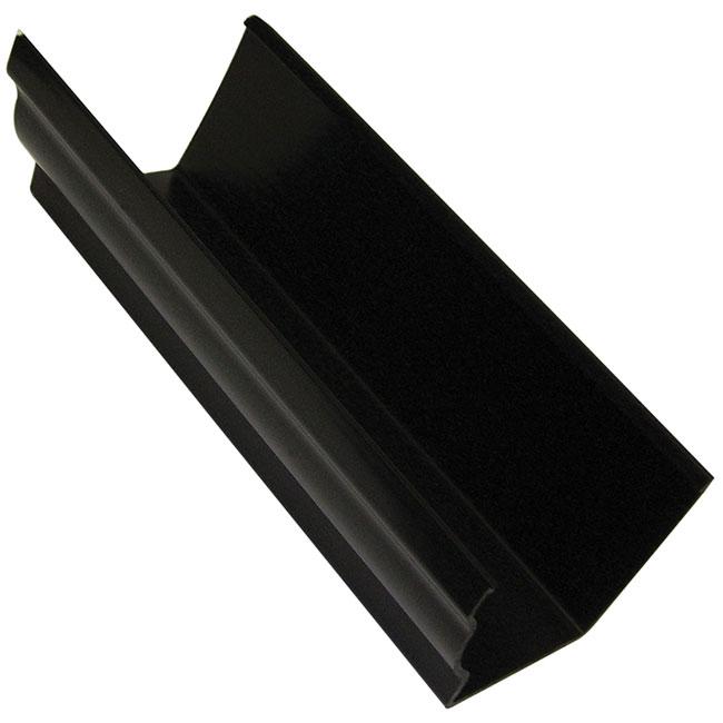 Black 120mm Ogee Guttering