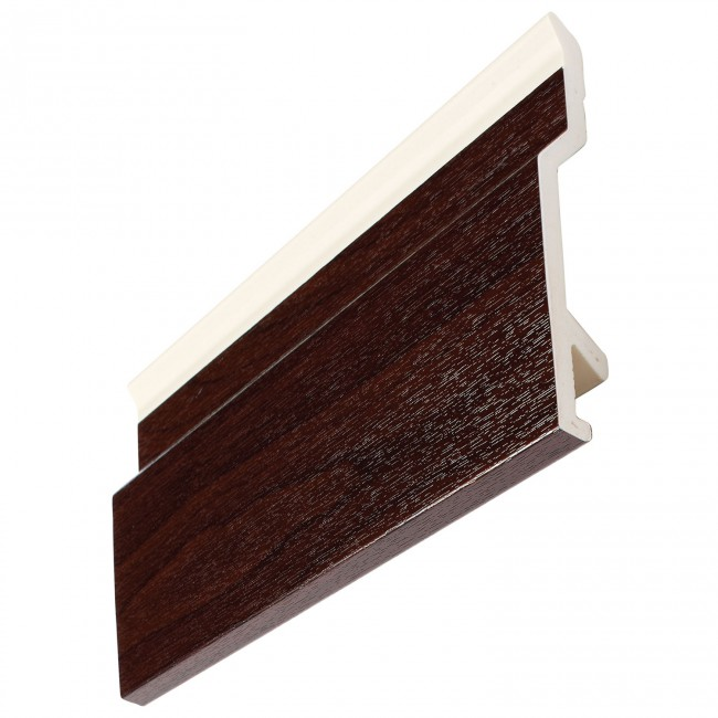 Rosewood 100mm Open V Cladding