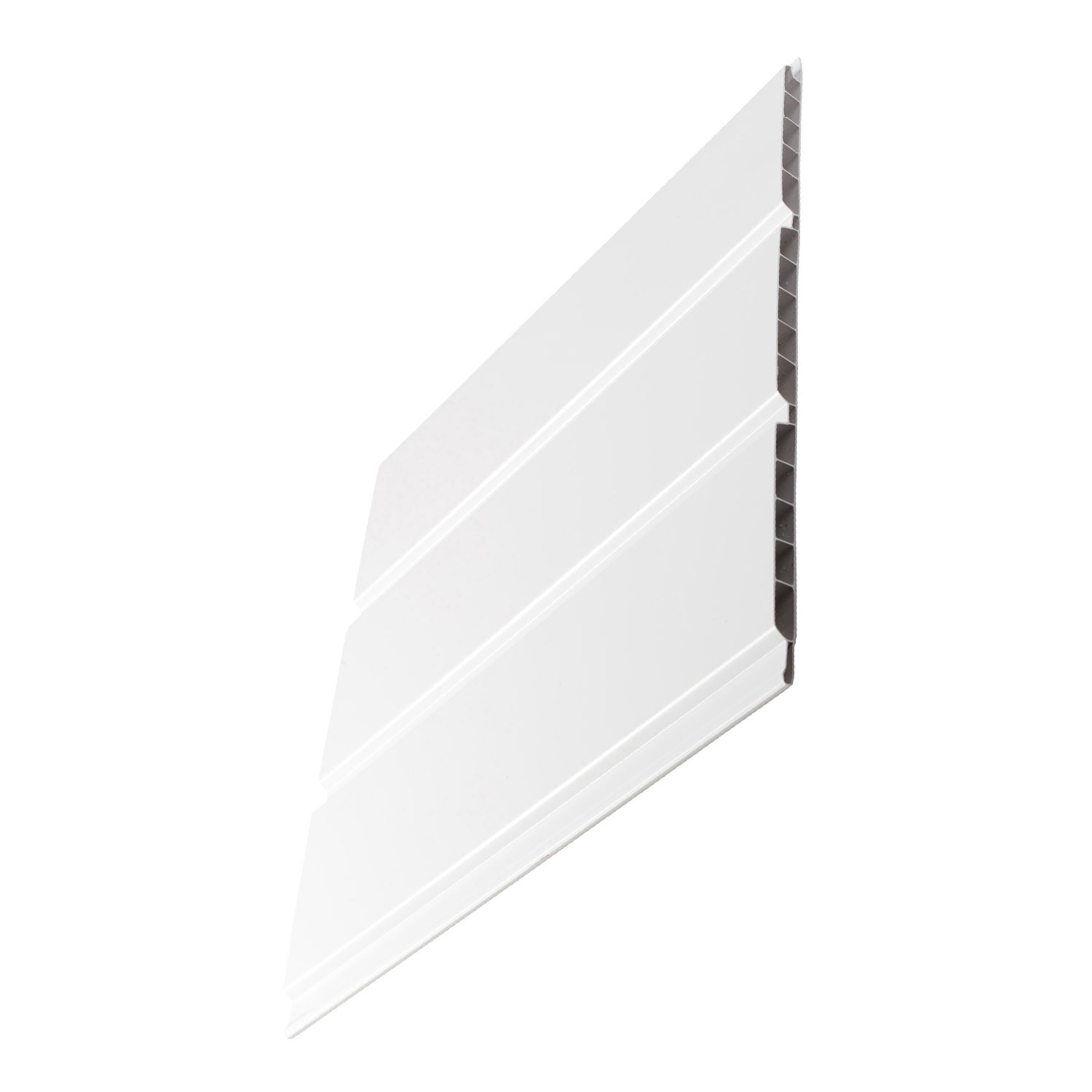 9mm White Hollow Soffit Boards