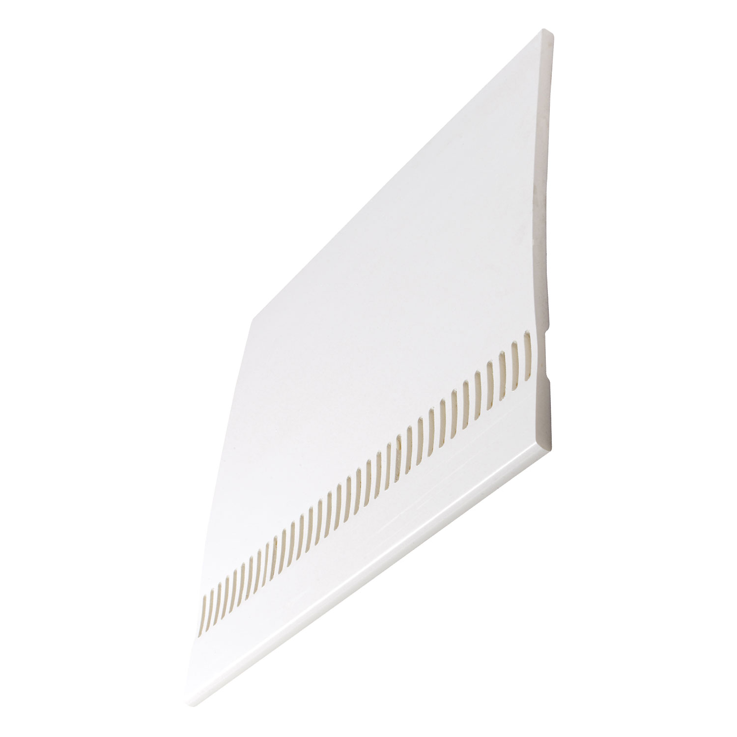 9mm White Vented Soffit Boards